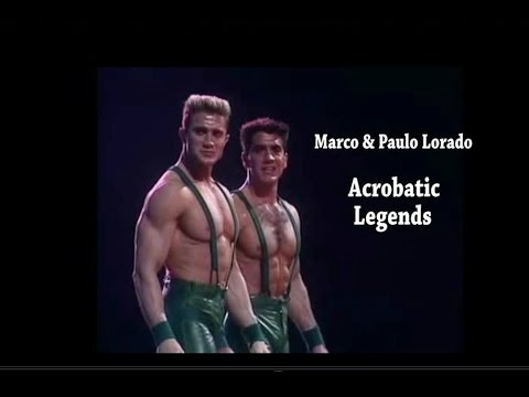 Alexis Brothers: Larador, Marco & Paolo - - 2010 W.A.S Legend (Professional Acrobatics)