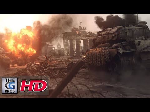 "CGI & VFX Breakdowns: ""World of Tanks: War Stories"" - by RealtimeUK"