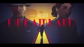 Archer Dreamland: Waxing Gibbous - Season 8 Episode 6 Review