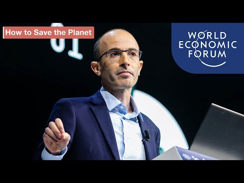 How to Survive the 21st Century | DAVOS 2020