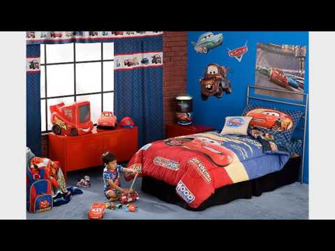 Disney Pixar Cars Bedroom Decor