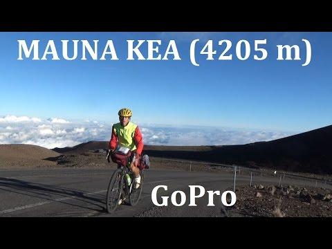 Mauna Kea (4205 m): világ legnehezebb emelkedője bringával (előzetes) - GoPro , Full HD