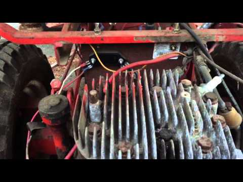 Gravely 430 Onan NB or Kohler Breakerless Ignition