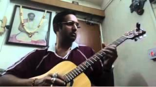 Manasaa Thullipadake Song Guitar Cover -  Naresh, Poornima | Srivariki Premalekha