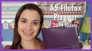 A5 Filofax Planner (2014 Planner Update) Thumbnail