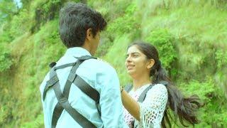 Anandam l Akshay overcomes fear - Parasailing scene l Mazhavil Manorama