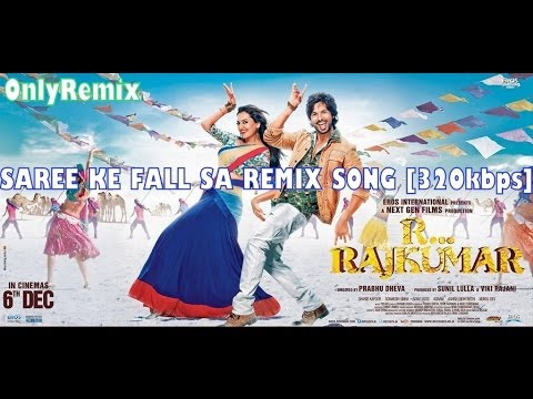 Making of (saree ke fall sa) | r. Rajkumar | sonakshi sinha.