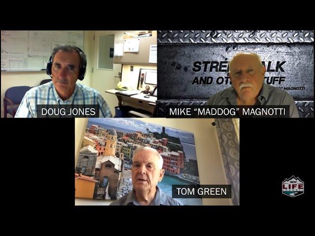 Street Talk & Other Stuff - Tom Green and Doug Jones