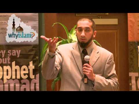 Prophet Moses in the Quran by Nouman Ali Khan - Window to Islam.