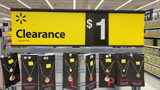 WALMART CLEARANCE SHOPPING!!! $1 DEALS!!!