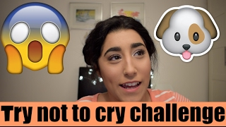 Try Not To Cry Challenge  Rosa Amazing