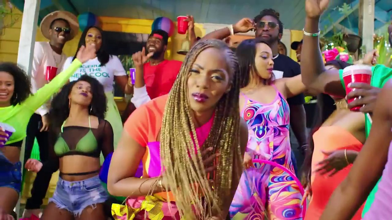 Tiwa Savage - All Over ( Official Music Video )