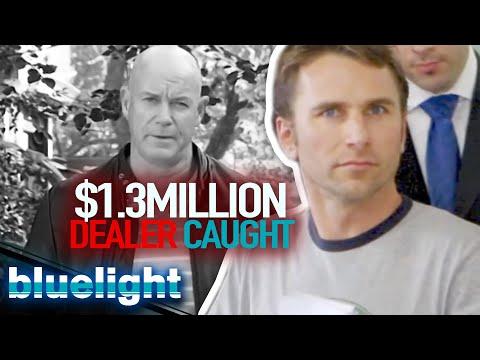 Cocaine KINGPIN   Australian Druglords   S01E01   Blue Light: Police & Emergency