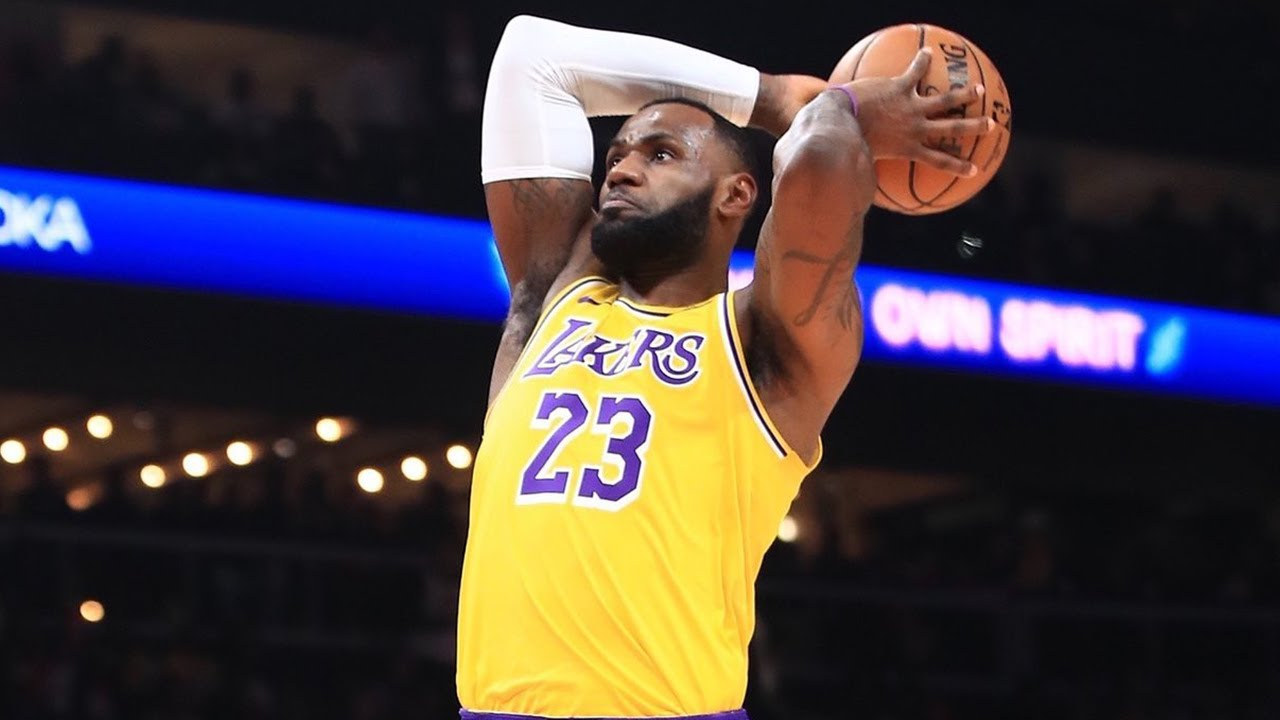 Los Angeles Lakers vs Atlanta Hawks 1st Qtr Highlights | December 15, 2019-20 NBA Season