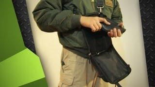 Обзор-отчет сумки-кобуры EDCpro Легенда (часть 1)