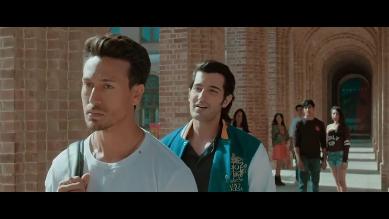 Student Of The Year 2 Fight Scene (Turning Point For Tiger Shroff) Must  Watch HD