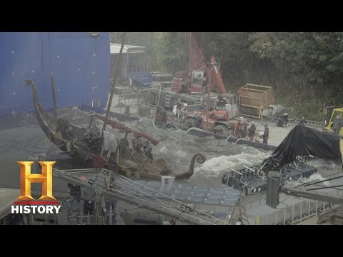 Vikings: Behind the Scenes: The Scale of the Show (Season 4) | History