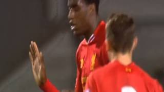 Michael Ngoo goal for U21s