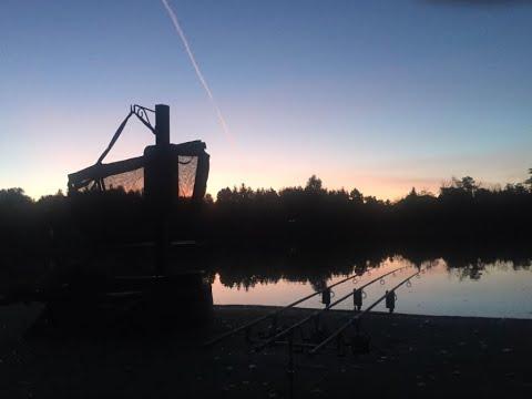 Carp Fishing In France 29.09.19 To 02.10.19 - Cedars Lake