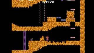 Spelunker NES / Famicom - Speed Run