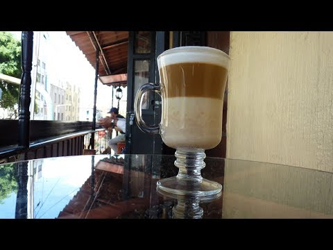 Cafe el Cordobés (cafecito americano,capuchino y pay de limon)