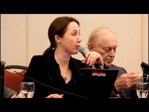 Eva Karene Bartlett on Syria Jan 28 2017, Montreal