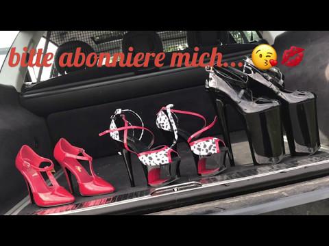 Danielas FashionCheck #045: Stiefel, Kleid und Strümpfe ...