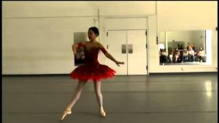 Catalina Elena Good, age 14 Paquita variation #5