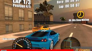 3D Sokak Yarışı - 3D Oyunlar - 3D Araba Oyunları