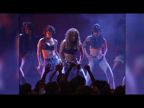 Janet Jackson - That's the Way Love Goes/If - 1993 VMAs