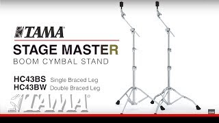 TAMA STAGE MASTER Boom Stand