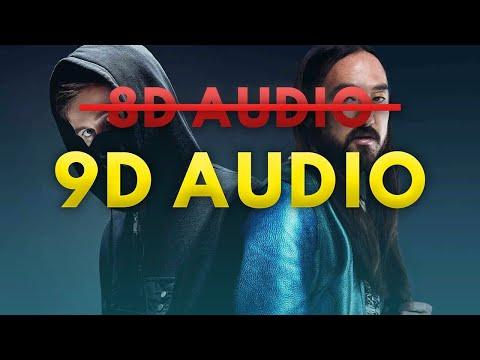 Steve Aoki & Alan Walker - Are You Lonely feat. ISAK (9D AUDIO)