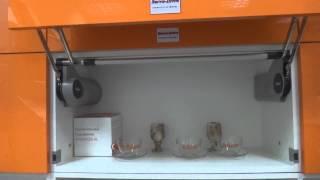 Кухни под заказ  | Кухонная фурнитура | Полный автомат| #edblack(Представляю видео видов кухонной мебели изготовленной под заказ с моторизированным открыванием фасадов..., 2014-08-08T20:38:45.000Z)