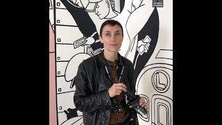 Виктория Ломаско на Орбите (Октябрь 2018, Лондон)