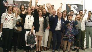 Santarrostru de Nestor del Barco en Getafe Negro 2017 Madrid