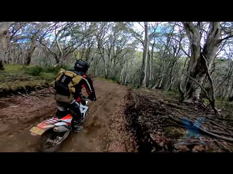 RIDING THE ROOF OF AUSTRALIA Cross Training Enduro Shorty