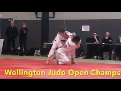 Wellington Judo Open Highlights 2017