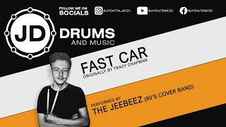 Fast Car (Cover) || Performed by The Jeebeez || (GRADED UNIT: LIVE PERFORMANCE ARTEFACT)