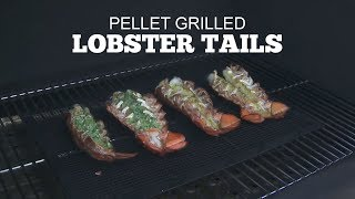 How To Grill Lobster Tails | Green Mountain Pellet Grills