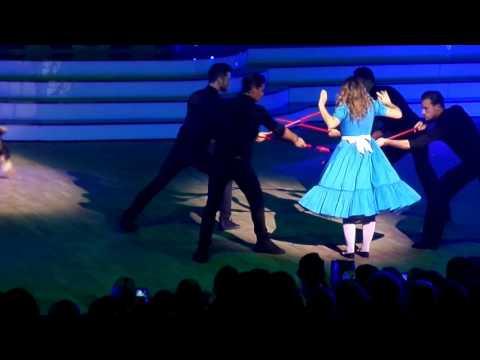 Danse avec les stars Enjoy Phenix yann alrick Mortreuil