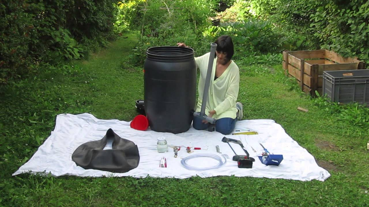 diy biogas digester youtube - Home Biogas System Design