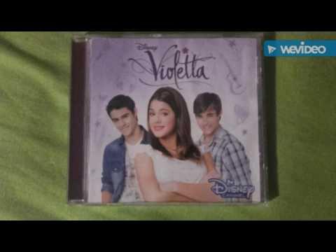 Violetta CD 1