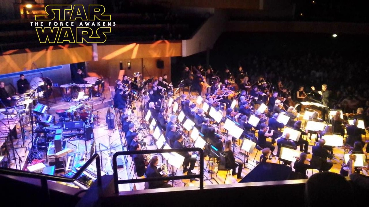 BBC National Orchestra of Wales Plays Sci-Fi Themes At St David's Hall 26th  Mar 17