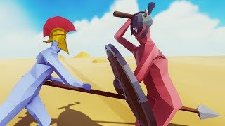 TOTALLY ACCURATE BATTLE SIMULATOR!!