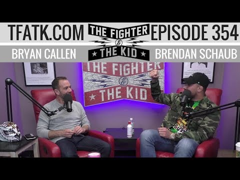 The Fighter and The Kid - Episode 354