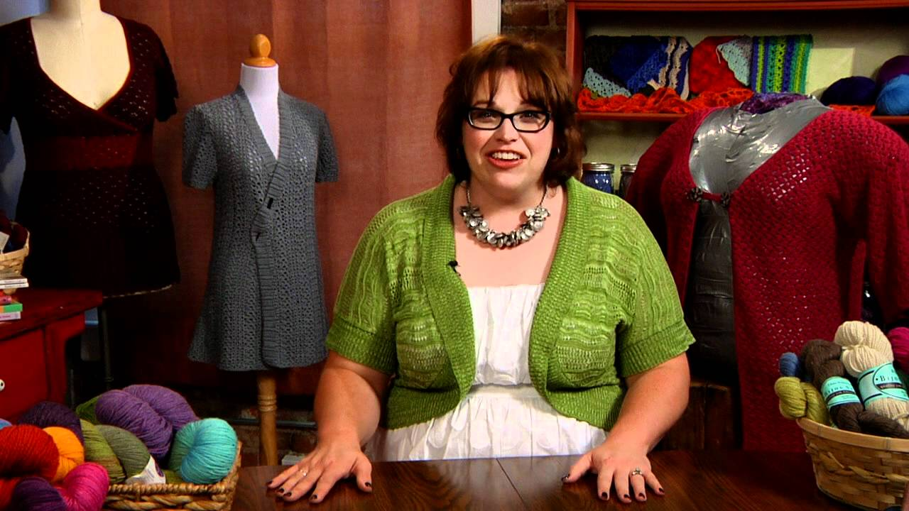 Curvy Crochet Plus Size Techniques With Marly Bird On Craftsycom