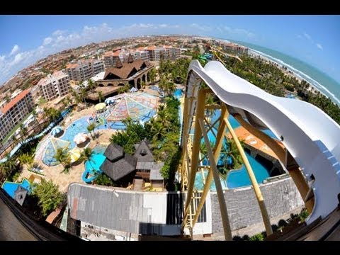 Beach Park Fortaleza Insano