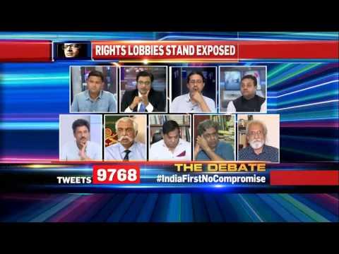 Arnab Debate 10 pm May 22