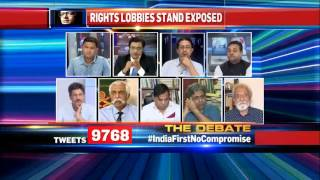 Arnab Debate 10 pm May 22