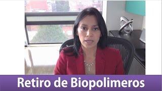 Retiro de Biopolimeros en Cara y Gluteos en Cirugia Estetica | Escandalos en los medios